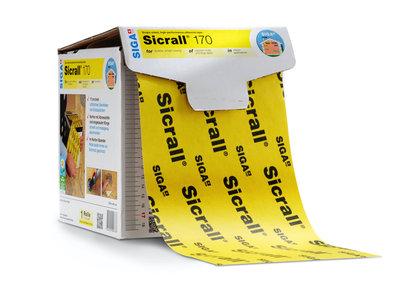 Sicrall 170 kleefband inblaasgaten openingen dichten